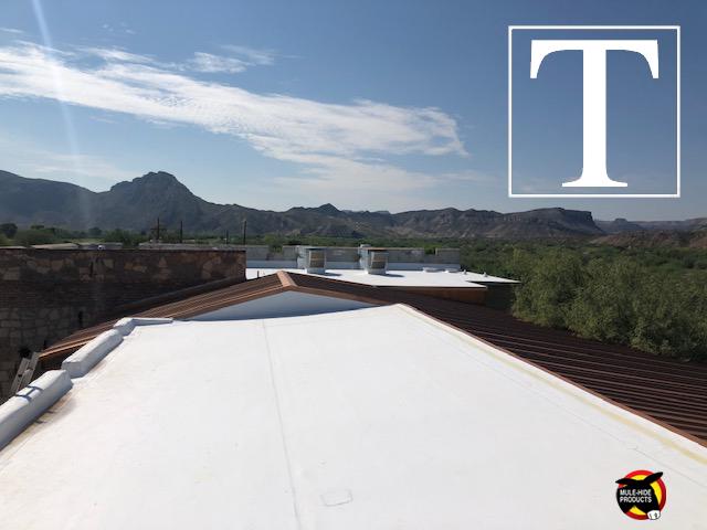 TPO Roofing Types