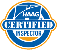Hail Damage Roof Repair - Tallent Roofing | HAAG Certified Roofing Inspector HCI Number: 201212551