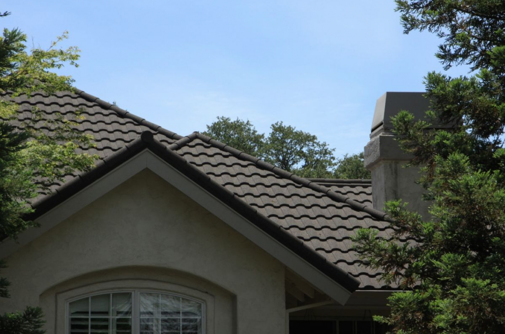 tilcor roofing sytems steel coated roof shingle Tallent Roofing Inc